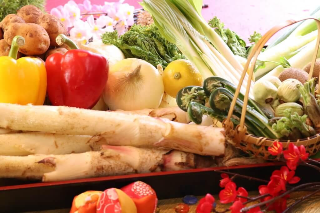 なまはげ仙台-初春-野菜