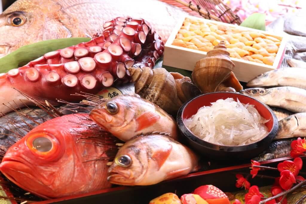 なまはげ仙台-初春-鮮魚